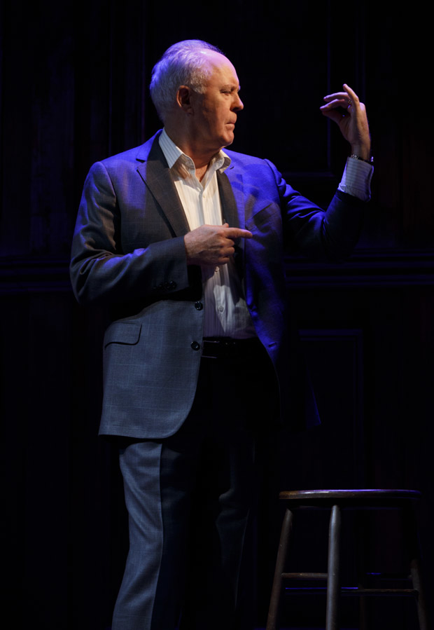 John Lithgow: Stories By Heart runs at the American Airlines Theatre.