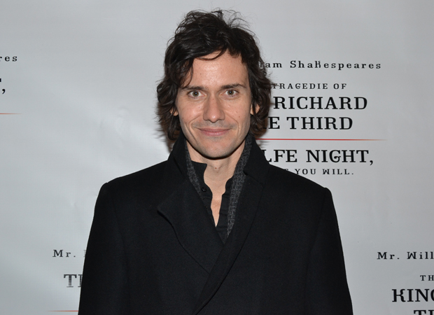 Christian Camargo will star in Ironbound at the Geffen Playhouse.