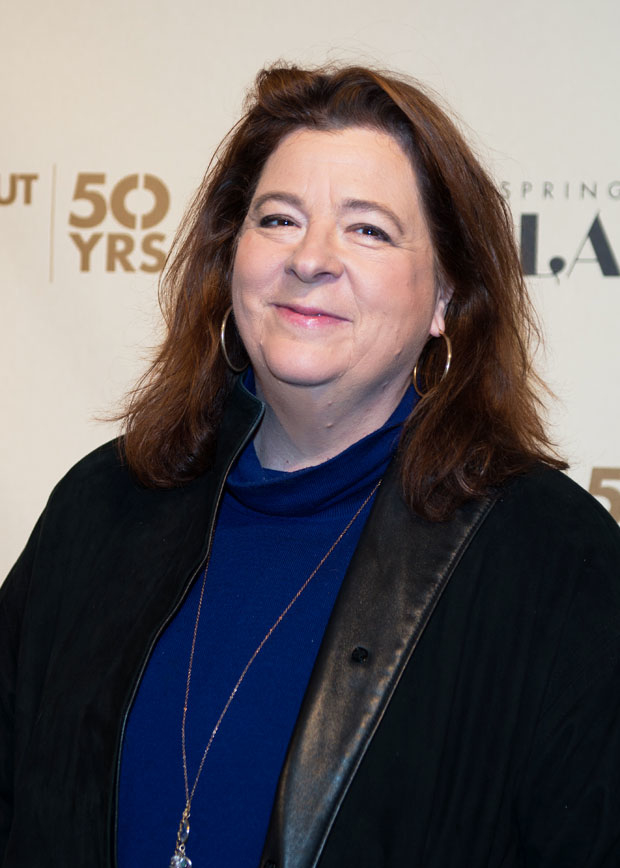 Theresa Rebeck joins the group of playwrights penning new works for Arena Stage's Power Plays initiative.
