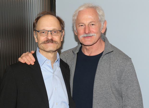 David Hyde Pierce and Victor Garber discuss Hello, Dolly! on Broadway.
