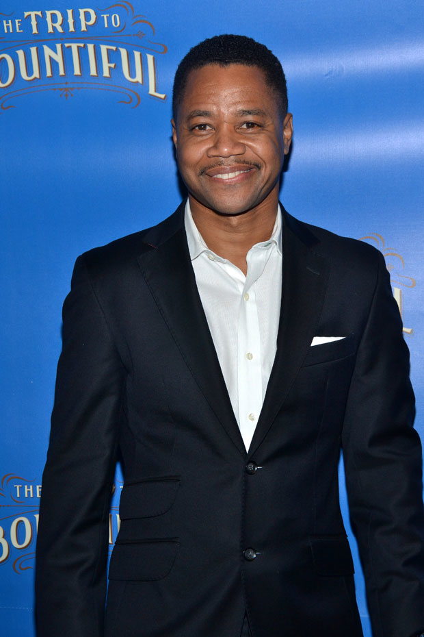 Cuba Gooding Jr. will soon make his British stage and musical debut in Chicago in the West End.