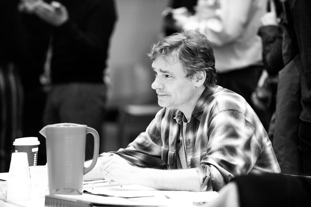 Robert Sean Leonard stars in At Home at the Zoo.