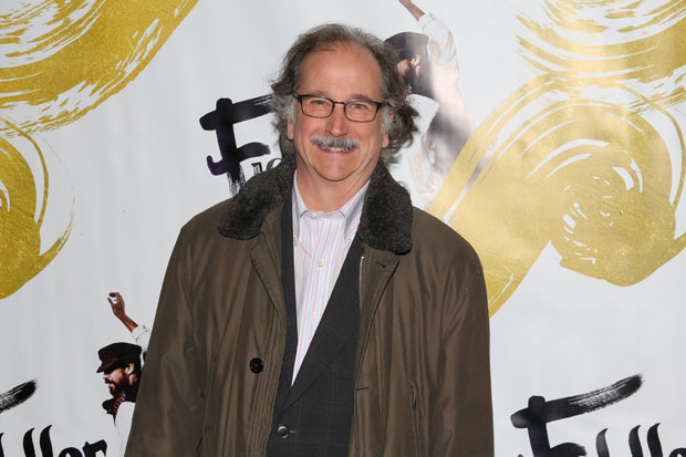 Mark Linn-Baker will join the cast of the New Group's New York premiere production of David Rabe's Good for Otto.