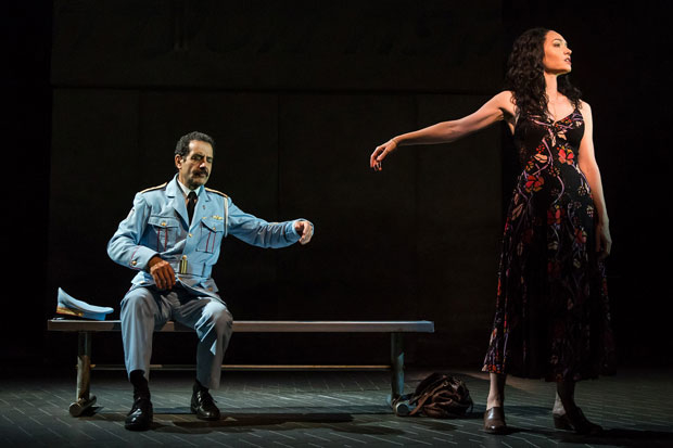 The original Broadway cast recording CD of The Band's Visit, starring Tony Shalhoub and Katrina Lenk, will be available in stores and online February 23.
