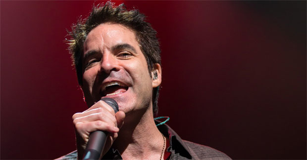 Train's Patrick Monahan will join the cast of Rocktopia on Broadway.