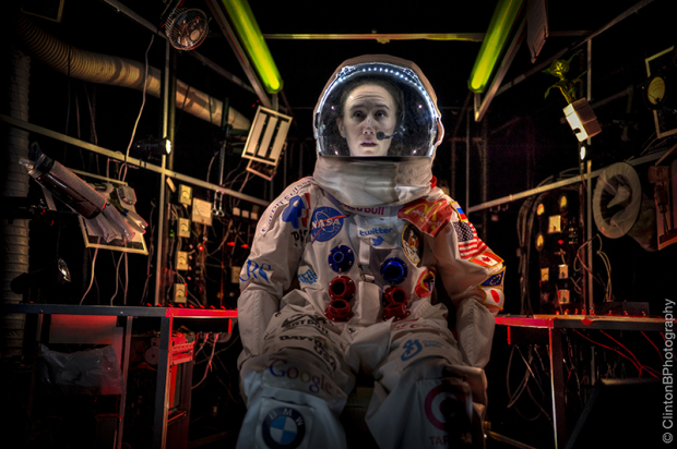 Spaceman is set to run at the Wild Project February 22-March 13.