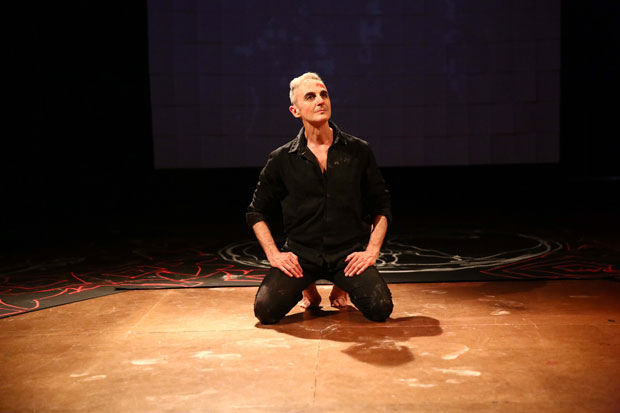 John Kelly will debut his new performance piece Time No Line at La MaMa.