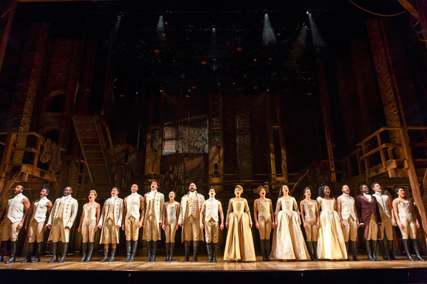 Hamilton, which played at the Hollywood Pantages Theatre last year, received five nominations from the Los Angeles Drama Critics Circle.