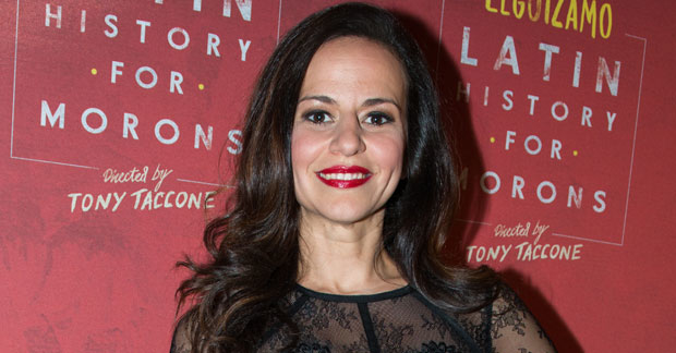 """Mandy Gonzalez has released a new cover of """"Born to Run."""""""