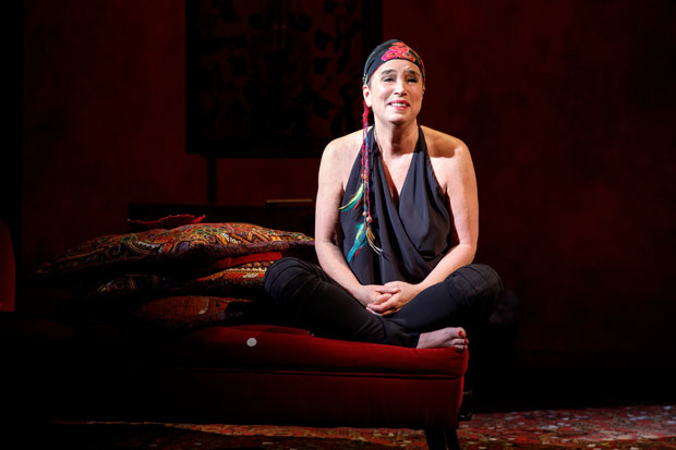Eve Ensler's In the Body of the World makes its New York premiere at New York City Center under the direction of Diane Paulus.