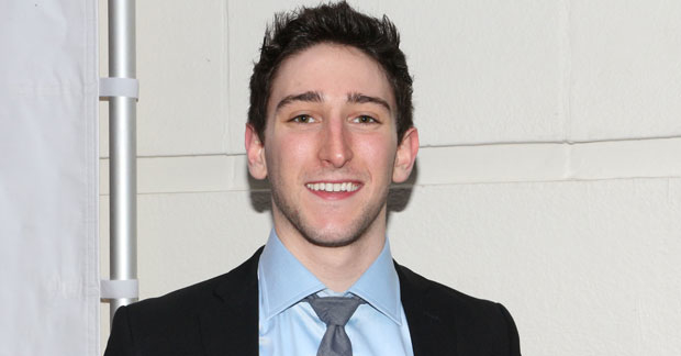 Ben Fankhauser will appear in the York Theatre Company's Bar Mitzvah Boy.