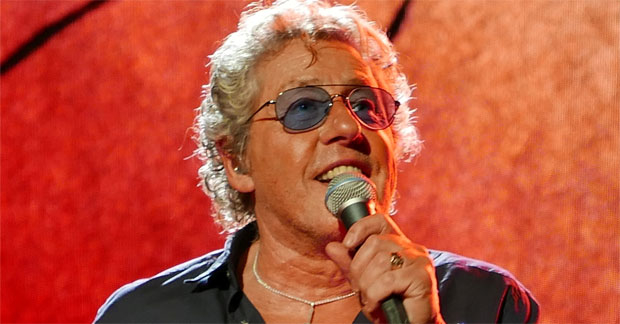 Roger Daltrey will join the New York Pops in a concert performance of The Who's Tommy.