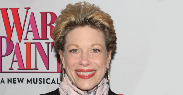 Marin Mazzie at the opening of War Paint in 2017.