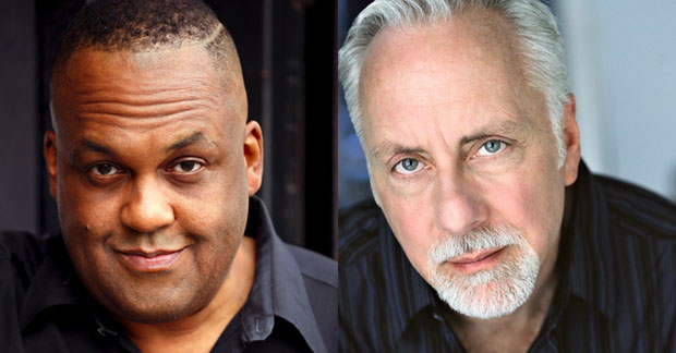 K. Lorrell Manning and Martin Van Treuren will appear in A Walk in the Woods.