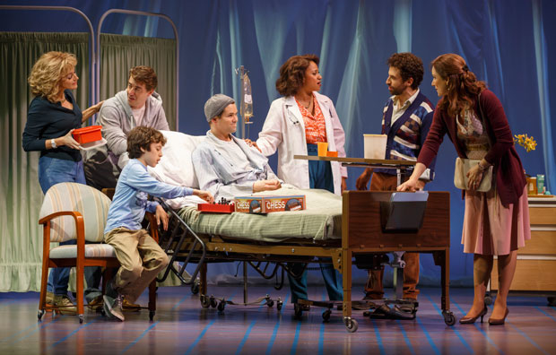 The Lincoln Center Theater production of William Finn and James Lapine's Falsettos will launch a North American tour in winter 2019.