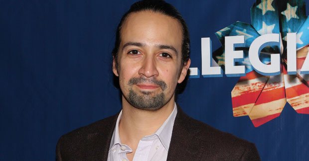 """Lin-Manuel Miranda released a salsa remix of his benefit song """"Almost Like Praying,"""" raising funds for disaster relief in Puerto Rico."""