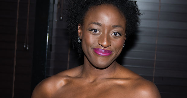 Ito Aghayere will star in the world premiere of Lynn Nottage's Mlima's Tale at the Public Theater.