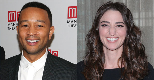 John Legend and Sara Bareilles will participate in a special event at the Paley Center going behind the scenes of Jesus Christ Superstar Live in Concert.
