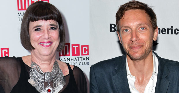 Eve Ensler and Michael Friedman will be honored at the Lucille Lortel Awards.