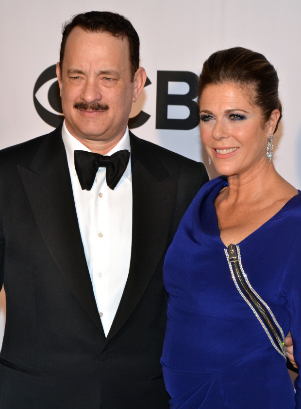 Tom Hanks and Rita Wilson will star in an upcoming production of Henry IV.