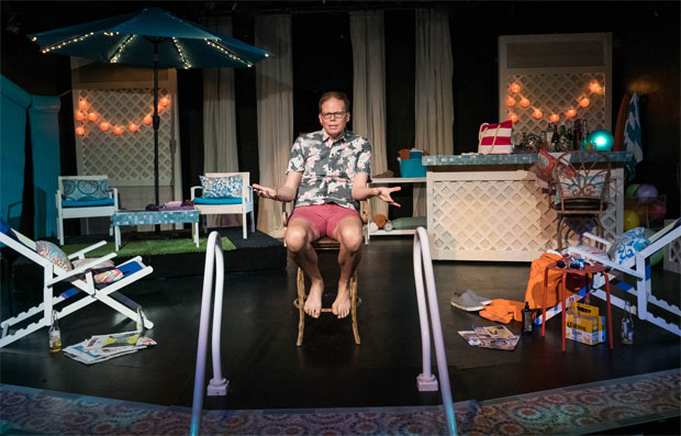 Bright Colors and Bold Patterns announced a second extension at SoHo Playhouse.