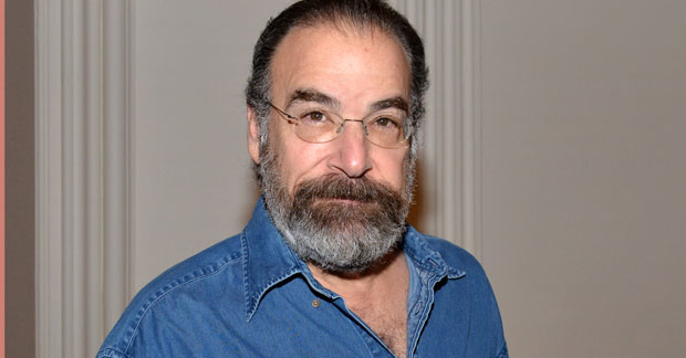 Mandy Patinkin has received a star on the Hollywood Walk of Fame.