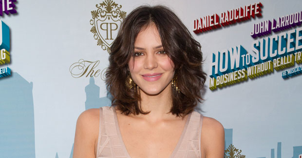 Katharine McPhee will make her Broadway debut in the cats of Waitress this spring.