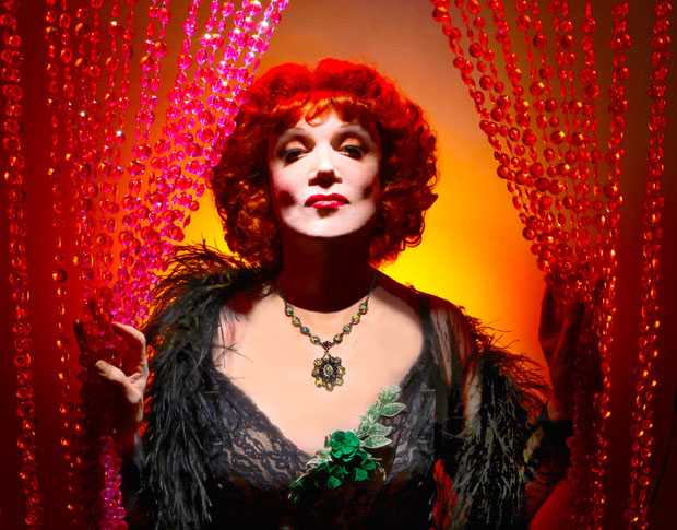Charles Busch will debut his new comedy The Confession of Lily Dare at Theater for the New City this spring.