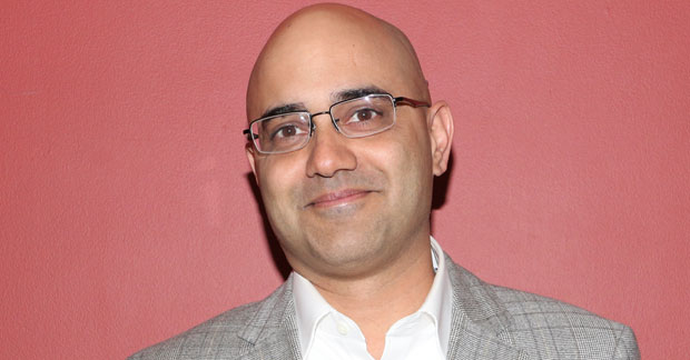 Pulitzer Prize winner Ayad Akhtar is the author of The Invisibile Hand, now running at the Cleveland Playhouse.
