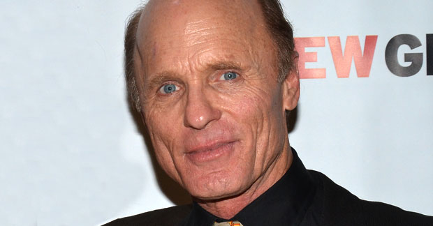 Ed Harris stars in The New Group's Good for Otto.