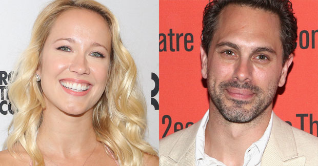 Anna Camp and Thomas Sadoski will star in the Los Angeles premiere of Amy Herzog's Belleville.