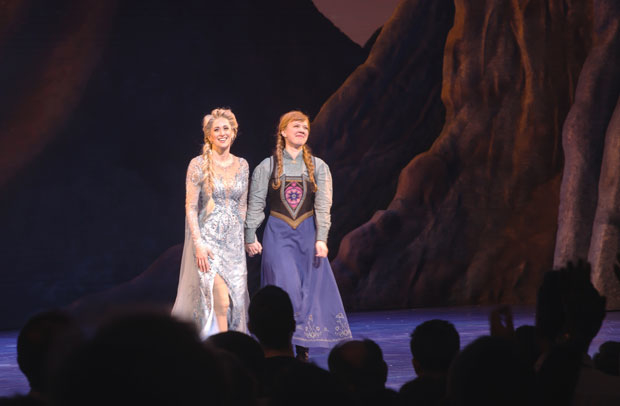 Disney releases video for new 'Frozen' song 'Monster'