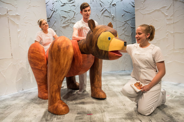 The Very Hungry Caterpillar Show announced another extension at DR2 Theatre.