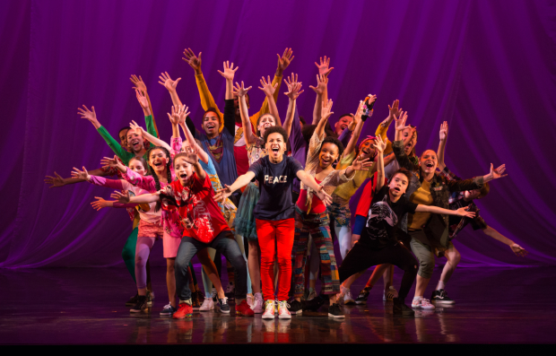 Rosie's Theater Kids to Celebrate Jerome Robbins at ...