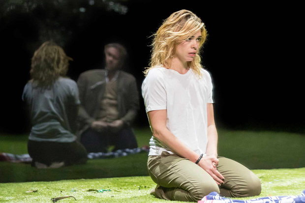 Billie Piper stars in Yerma, directed by Simon Stone, at Park Avenue Armory.