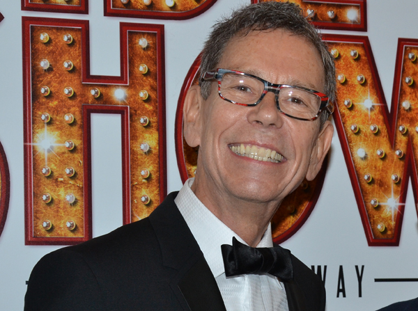 Bill Russell pens the book and lyrics for Unexpected Joy, a new musical set to make its New York premiere at the York Theatre Company.