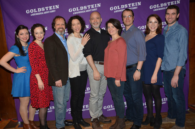 Meet The Company Of Off Broadway S Goldstein