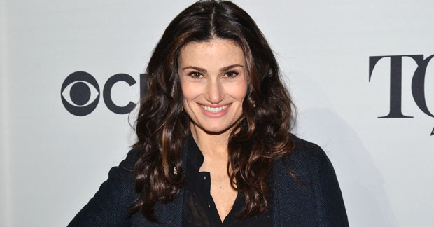 Idina Menzel will be honored at the 2018 Drama League Awards.