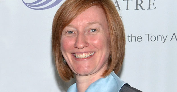 Heather Hitchens is the president and CEO of the American Theatre Wing, which will receive a Lifetime Achievement Award at the New York Festivals International Advertising Awards.