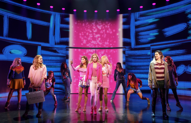 The musical adaptation of Tina Fey's Mean Girls opens on Broadway tonight at the August Wilson Theatre.