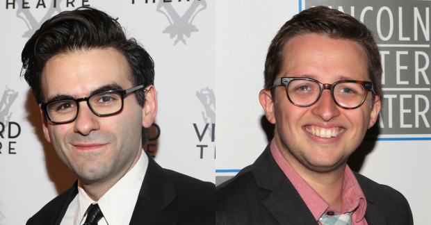 The upcoming run of Joe Iconis's Be More Chill will star Will Roland (right).