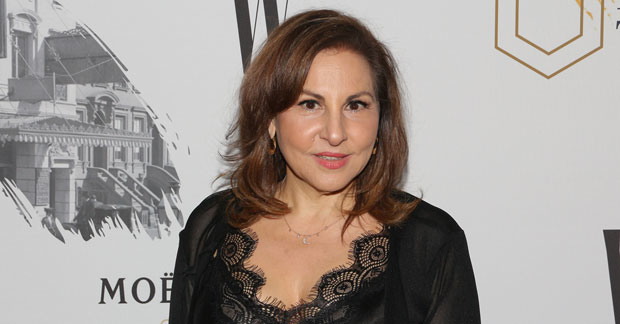 Kathy Najimy will star in a reading of the new play Natural Shocks.