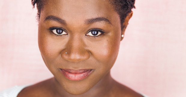 Zenzi Williams stars in the Public Theater's Mobile Unit production of Henry V.