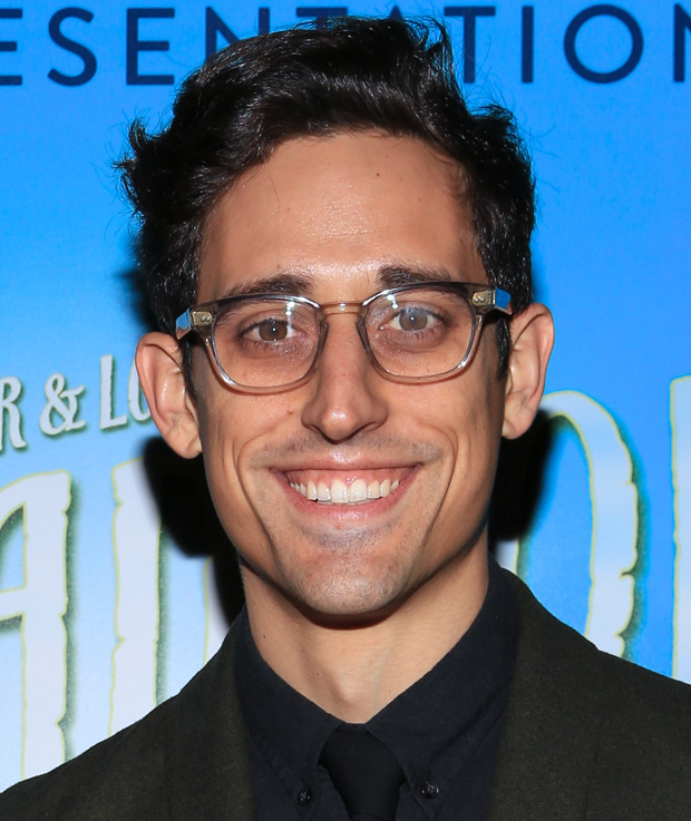 Justin Peck is the choreographer of Carousel on Broadway.