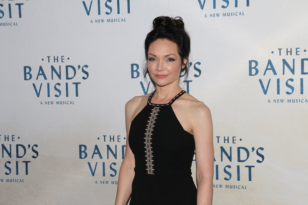 Katrina Lenk has received a Tony nomination for Best Performance by an Actress in a Leading Role in a Musical for her work in The Band's Visit.