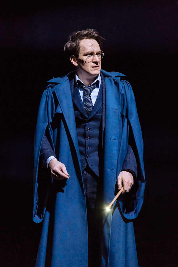 Jamie Parker has received a Tony nomination for Best Performance by an Actor in a Leading Role in a Play for his work in Harry Potter and the Cursed Child.