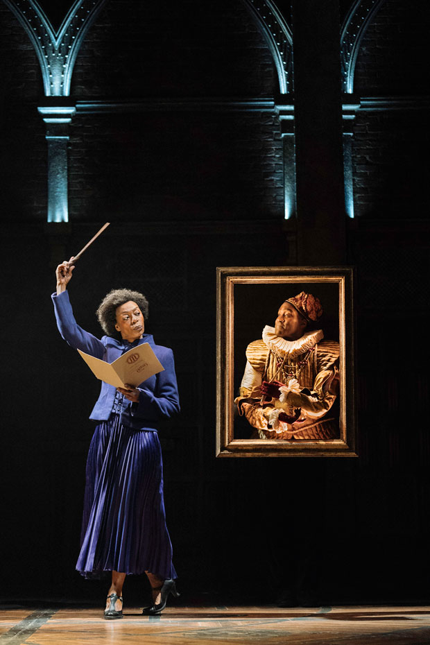 Noma Dumezweni has received a Tony nomination for Best Performance by an Actress in a Featured Role in a Play for her  work in Harry Potter and the Cursed Child.