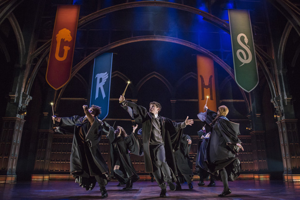 The Broadway cast of Harry Potter and the Cursed Child performs Steven Hoggett's Tony-nominated choreography.