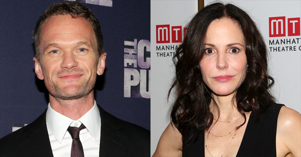 Neil Patrick Harris and Mary Louise Parker will take part in Laramie: A Legacy.