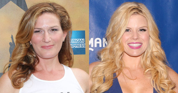 Ana Gasteyer and Megan Hilty will join the cast of the Hollywood Bowl's Annie.